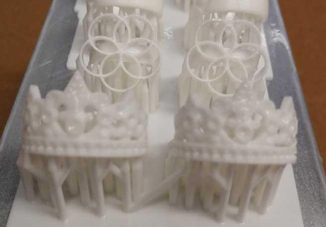 oggetti realizzati con la stampante 3d