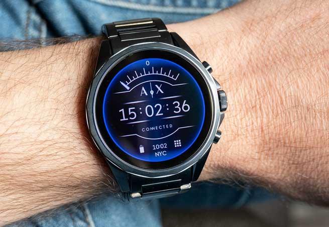 uno smartwatch griffato